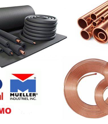 Theromo Korea Copper Pipe Tubes Copper Coils