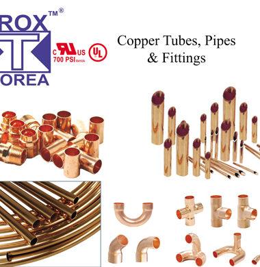 TROX Copper Pipe Tubes Copper Coils